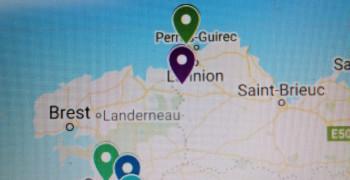 Liste des animateurs algues en Bretagne