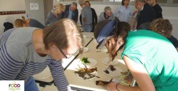 La cuisine aux algues, c'est bon pour la santé!