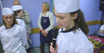 Les jeunes cuisiniers sont fous d'algues!