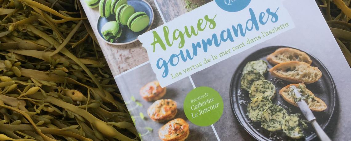 Livre de recettes : Algues Gourmandes